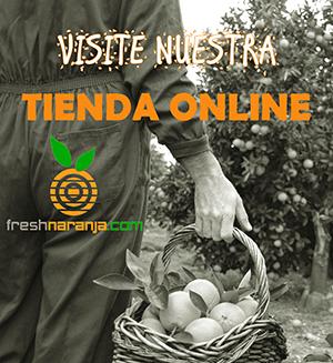 Freshnaranja.com tienda online de naranjas y mandarinas a domicilio