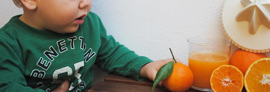 Diferenciar Naranjas de mesa y Naranjas para zumo
