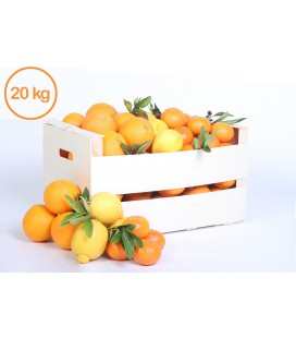 Naranjas de Zumo y Mandarinas (20 kilos)