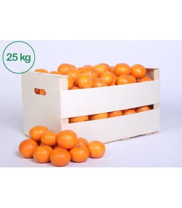 Caja de Mandarinas (25 kilos)