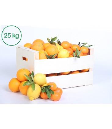 Naranjas de Zumo y Naranjas de Mesa (25 kilos)