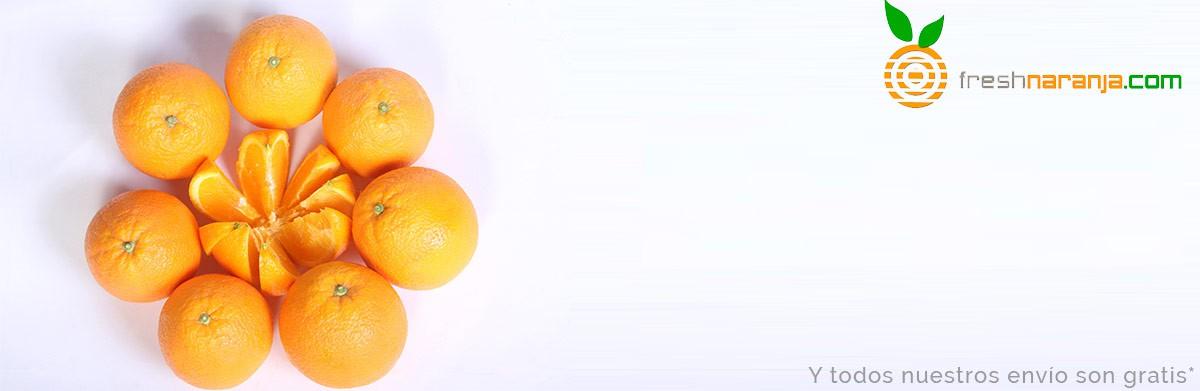 Comprar naranjas online. Envio de naranjas a domicilio gratis.